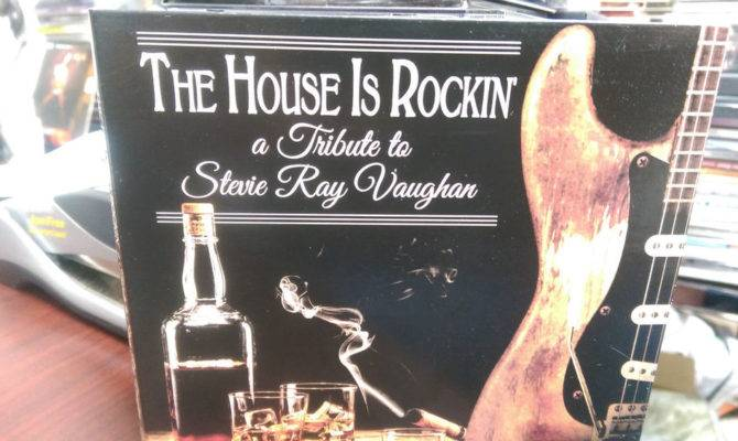 House Rockin Tribute Stevie Ray Vaughan