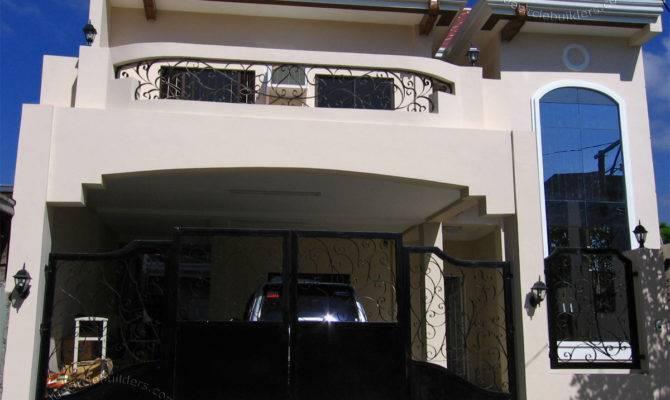 House Sample Exterior Design Cavite Philippines