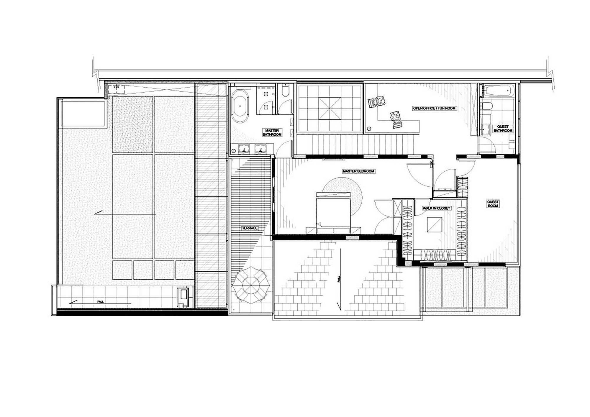 House Shatin Mid Level Millimeter Interior
