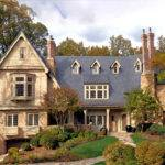 House Tour American Tudor Design Chic