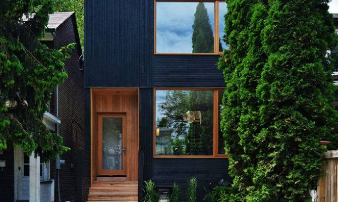 House Week Intelligently Designed Infill Home