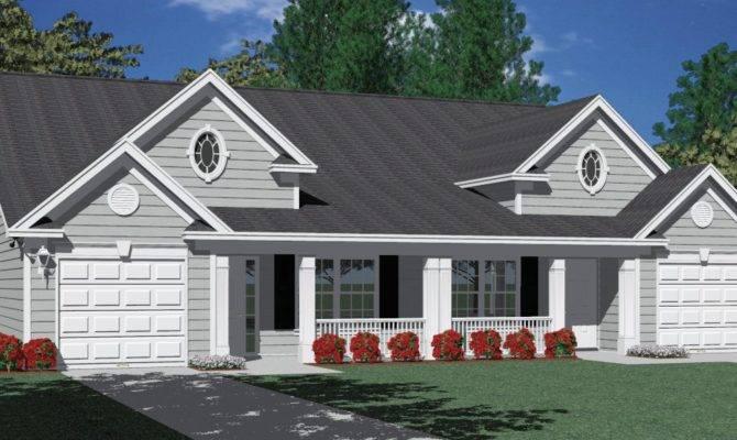 Houseplans Biz Duplex House Plans