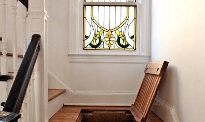Houses Intriguing Secret Rooms Passageways