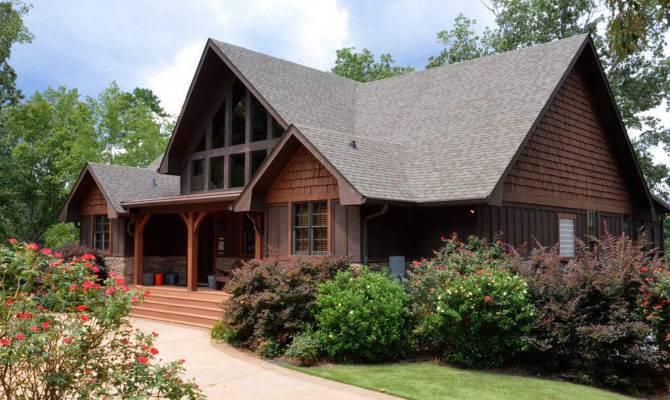 Houzz Appalachian Mountain House Plan Design Flickr