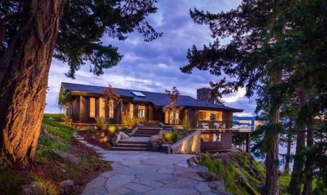 Houzz Tour Fresh Pacific Northwest Take Midcentury