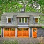 Hudson Design Rustic Writer Studio Barn Converted