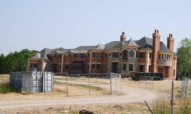 Huge Mansions Mansion Big Home Pinterest