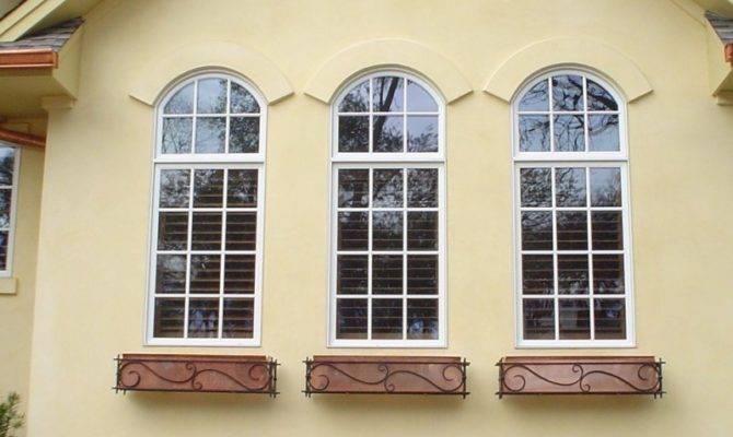 Huge Options Exterior Window Designs Different Types