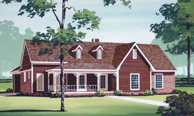 Humboldt Country Ranch Home Plan House Plans
