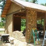 Hungarian Cordwood Tamas Abel Construction