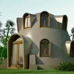 Hurricane Resistant Earthbag House Plans