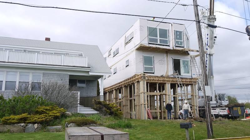 Hurricane Storm Resistant Homes Modular Architecture