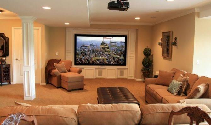 Ideas Basement Rooms Hgtv