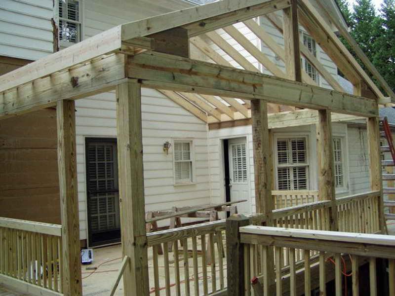 Ideas Best Building Porch Swing Frame Plans