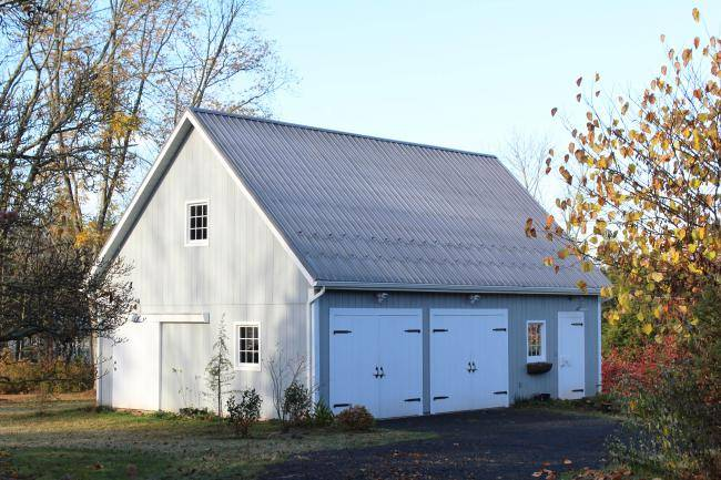 Ideas Garages Apartment Space Amish Built