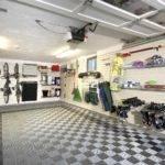 Ideas Organized Garage Modern House Plans Designs