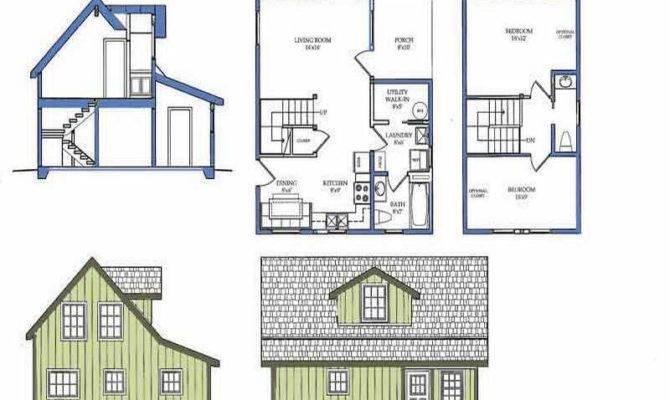 Ideas Small House Floor Plans One Level
