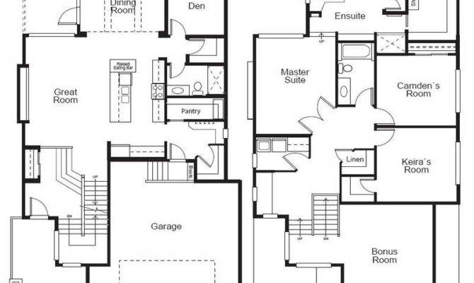 Ideas Your New Home Floor Plans