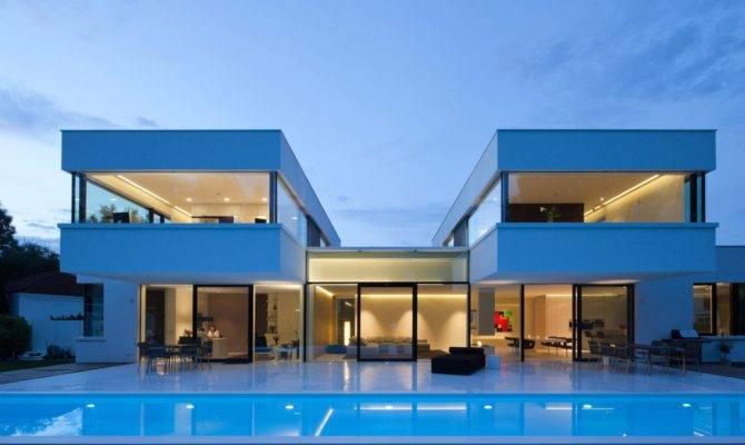 Ideias Casas Modernas Fachadas Projetos Fotos
