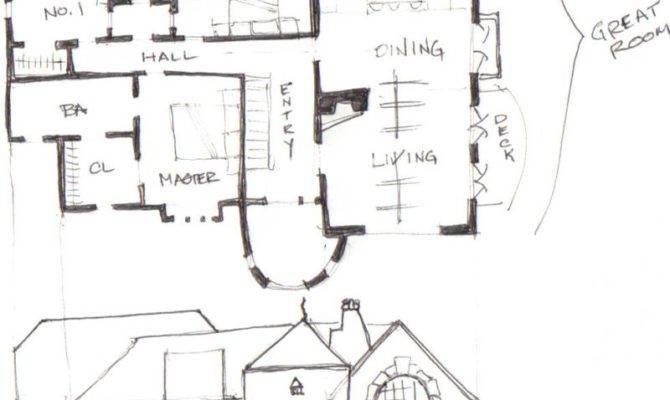 Impressive House Plans Corner Lots Lot