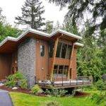 Impressive Modern Cottage Base Squak Mountain Washington