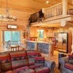 Impressive Rustic Cabin Cottage Interior Designs