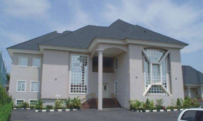 Incredible Mansions Nigeria Pics Can Post More