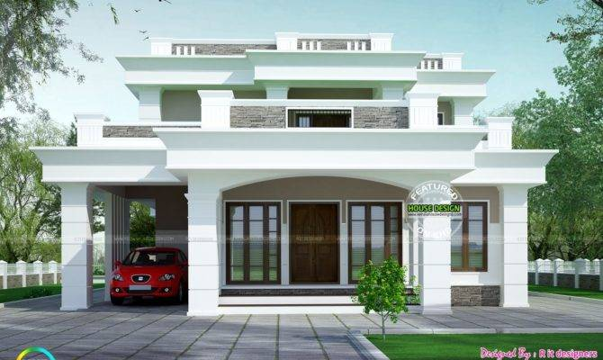 Indian House Designs Floor Plans Awesome Kerala Home