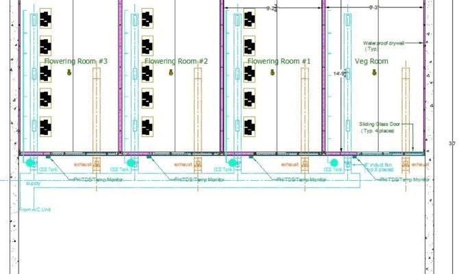 Indoor Hydroponic Grow Room Plans Quotes