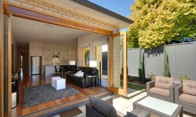 Indoor Outdoor Living Spaces Pinterest
