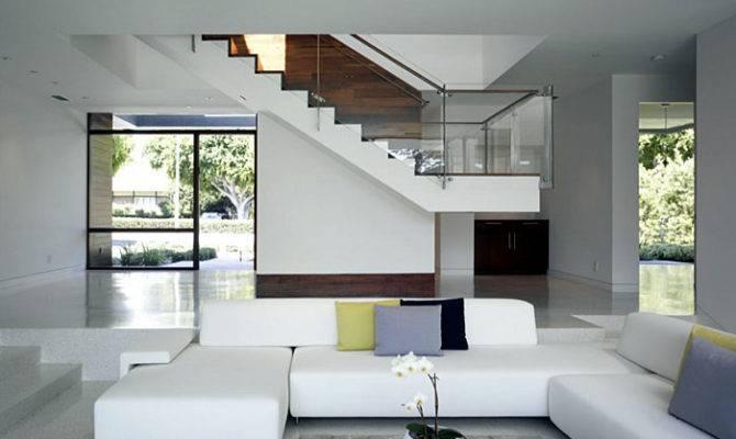 Indoor Outdoor Living White Room