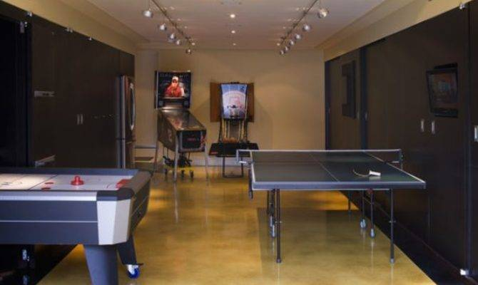 Indulge Your Playful Spirit These Game Room Ideas