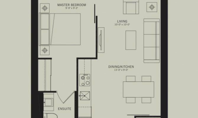 Indx Condos Bedroom Study Floor Plans