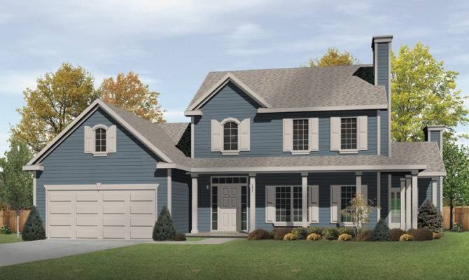 Innsbrook Traditional Home Plan House Plans