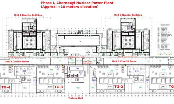 Inside Chernobyl Nuclear Power Plant Part Deaerator Corridor