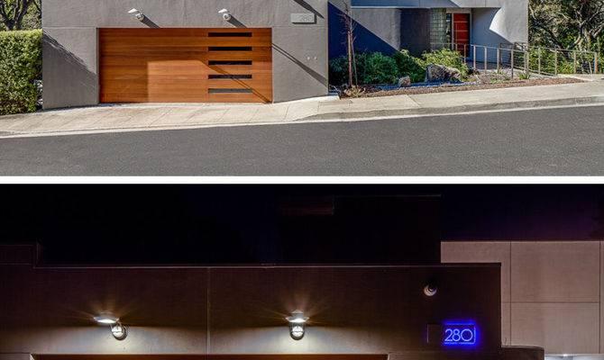 Inspirational Examples Modern Garage Doors