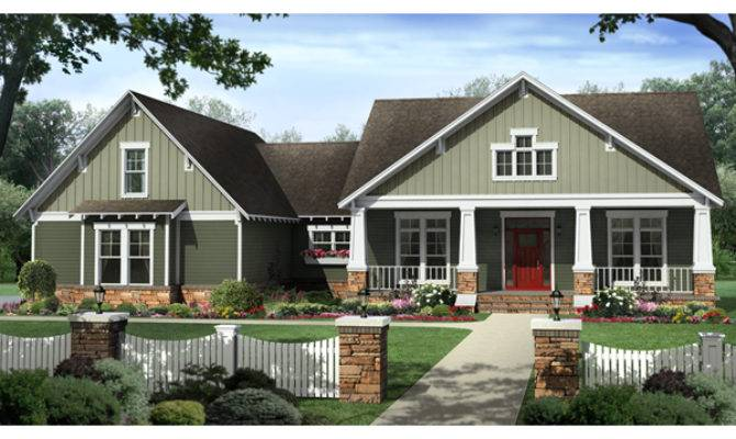 Inspiring Arts Crafts House Plans Craftsman Style