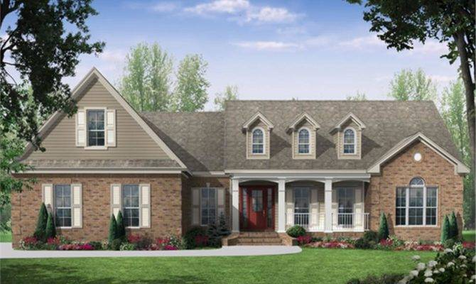 Inspiring Country House Plan Ranch Style