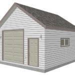 Inspiring Garage Shed Plans