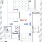 Inspiring Home Designs Under Square Feet Floor