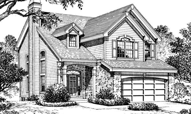 Inspiring House Plans Narrow Lot Luxury