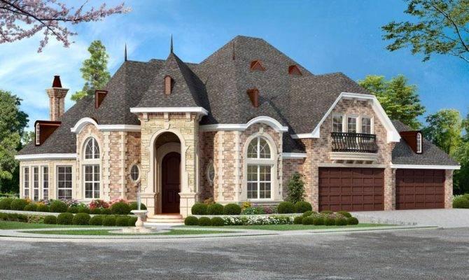 Inspiring Luxury House Plans Designs