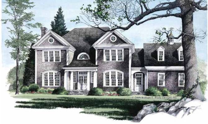 Inspiring New England Cape Cod House Plans Ideas