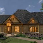 Inspiring Rustic Style House Plans Mountain Craftsman