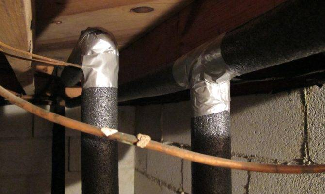 Insulate Water Pipes Live Home Life