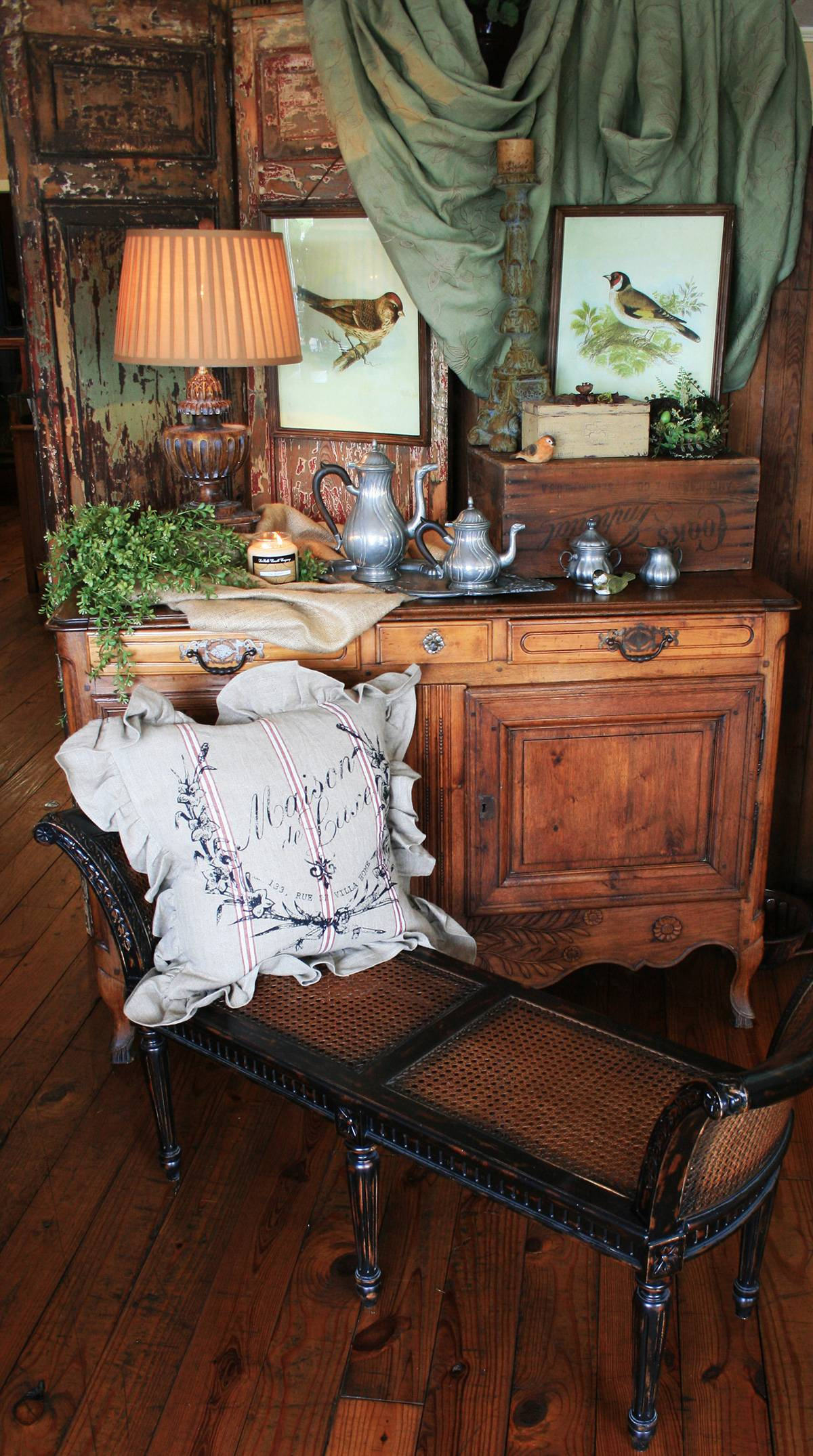 Interior Design Furnishings Turkey Ridge