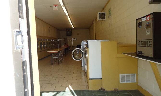 Interior Downe Towne Coin Laundry Jarvis Fort