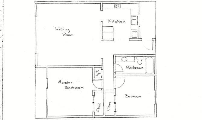 Interior Floor Plan Boris Gardens Apartments