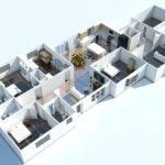 Interior Floor Plan Floorplans Visuals