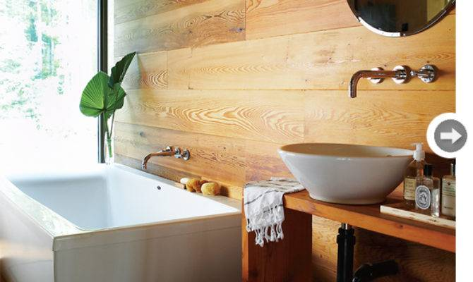 Interior Sleek Modern Cottage Style Home
